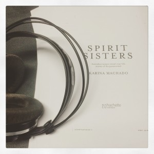 All set to begin recording the audio version of Spirit Sisters, my first book.