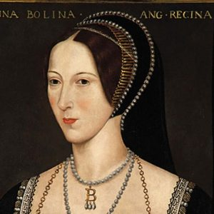 No answers: the mystery of my fascination with Anne Boleyn remains. (Image Hevercastle.co.uk).